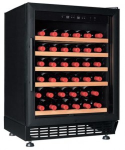 Wine cooler (40 bottles, 2 zones)