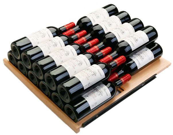 plateau wijnkoelkast wijnklimaatkast coolvaria