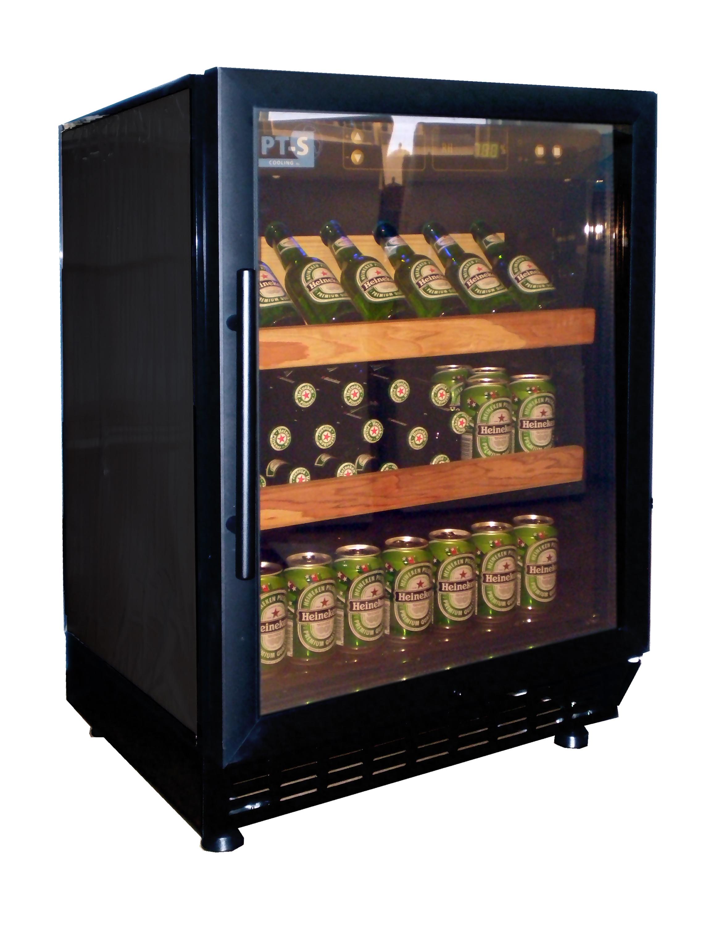 Genoeg Bier-cooler | CoolVaria | Bierkoeler | Bier-klimaatkast | HL-18