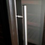Aluminium hangreep + omlijsting 2