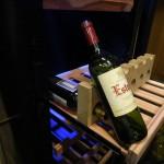 Wijn-stand