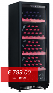 Wijnklimaatkast (wijnkoelkast) PT-S 120 WK -799