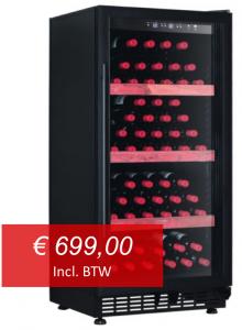 Wijnklimaatkast (wijnkoelkast) PT-S 80 WK -699